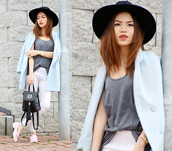 SuSu Do -  - Pastels for spring