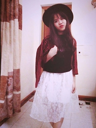 Linh Ngoc - Fedora Hat - Say whatever you wanna say, I still love myself