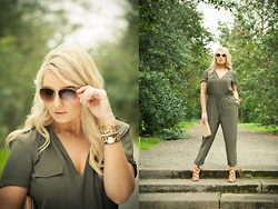 Louise O'Reilly -  - The Utility Jumpsuit