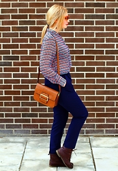 Alena Mak - Zara Pants, Mango Bag, Incity Shirt - Spirit of '70