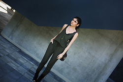 Camilla -  - Green Jumpsuit