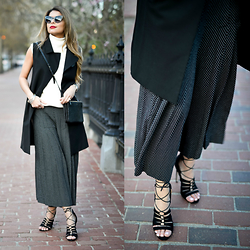 Pam Hetlinger - 1.State Culottes - Culottes