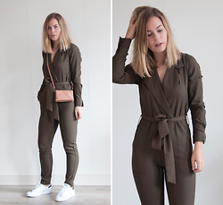 Jules V - Missguided Jumpsuit - Everyday Favorite: The Jumpsuit