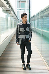 David Guison -  - Black Stripes