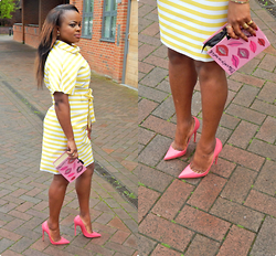 Sophia Oshodin -  - SIMPLE CHIC LOOK