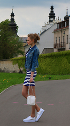 Flexy Fashion -  - SAILOR DRESS