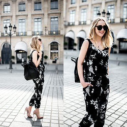 TIPHAINE MARIE - Bag, Sunglasses, Jumpsuit - So Kate.