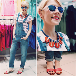 Zuzana -  - Crazy In Dungarees