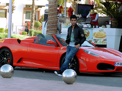 Estilo Yassine -  - Life it's a Car..so Learn how to Drive it..