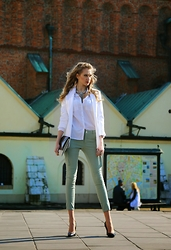 Flexy Fashion -  - MILITARY CHIC