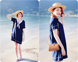 Sandra N - H&M Sailor Dress - The sailor dress