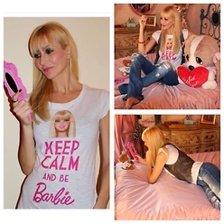 Paola Fratus - Moschino, Mattel, No.Nu Milano, Roberto Cavalli - KEEP CALM and BE BARBIE!