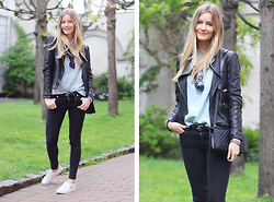 Christina Dueholm -  - A simple & casual everyday look