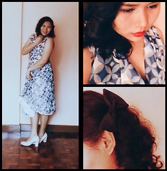 AngelaBMarav -  - What we wear is vintage clothes