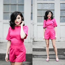 Karissa Marie -  - Fun In Fuchsia