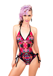 Romi Eff Ma'or - Top Ten, Beach Please! The Rorschach Monokini - Rorschach Test