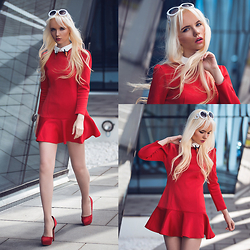 Oksana Orehhova - Oasap Dress - A DRESS FOR SUCESS