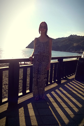 Eve G. -  - New Jumpsuit - Enjoying the sun in Italy