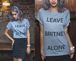 Andrea Chavez -  - Leave Britney Alone