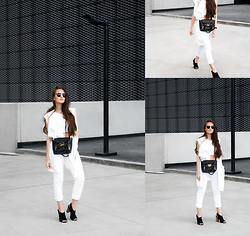 Style on Camera _ - Choies - White layers