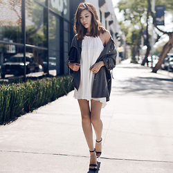 Jenny Tsang - Dress, Heels - On The Dot