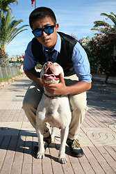 Younes Lakmad -  - Pit-bull