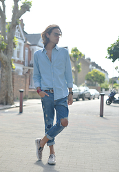 Gianni Sarracino -  - Double Denim (AGAIN!)