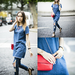RUTA GYVYTE -  - ALL DENIM EVERYTHING