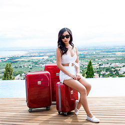 Fiveftwo - Suitsuit Luggage Set - Win a SUITSUIT luggage set (value:€467,-) on my blog!