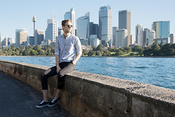 Mike Gajer -  - Sydney chic.