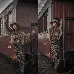 Alexe Bec -  - Colorado Train.