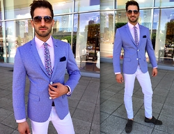 RAFAL MASLAK - Pawo Outfit - TOTAL LOOK #65