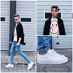 Jacob Żelechowski - Adidas Superstar - Cool For The Summer