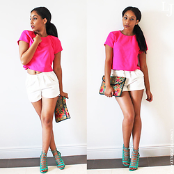 Lynnette Joselly -  - Hot Pink Summer Trend