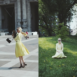 Julia Roga - Blouse, Skirt - A SECOND DAY IN MILAN