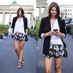 Jacky -  - MBFWB Outfit Day 5
