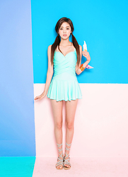 Chuu chaeeun -  - Love mint