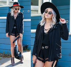 Bryn Newman (Stone Fox Style) -  - Outside Lands Festival Style - Tips and Tricks!
