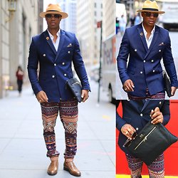Mr. Marquis -  - NEW YORK MEN'S FASHION WEEK DAY 1