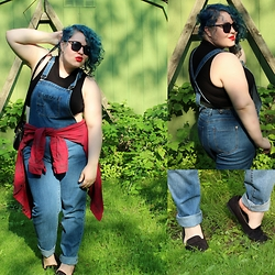 Bridie D. - Forever 21 Overalls - WITH IT