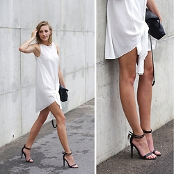 Katarina Vidd - All Items On My Blog - Little white dress.