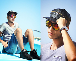 Spoke STYLE - Wholesalebuying Cap, Wholesalebuying Sunglasses, Watch Wholesalebuying - BY THE LAKE