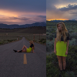 Jordan Rose - Tobi Along The Boardwalk Dress - // empty road //