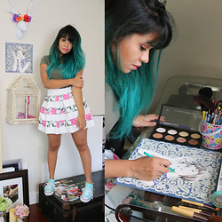 Mairanny Batista -  - I love My Art room space <3
