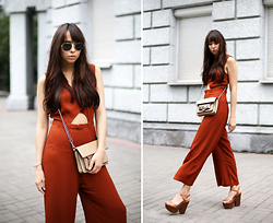 Tanya Voytko -  - This Jumpsuit!