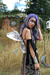 Sera Brand - Crafturday Long Fringe - Fantastical Faerie