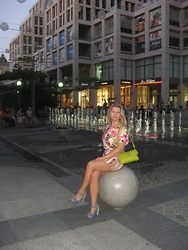 Agata - New Look Dress, Bebe Bag, Aldo Shoes - Favotire dress