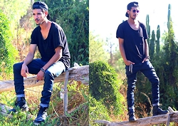 Ahmed El-hamidy -  - LoOkiNg wild. mens' style full natural