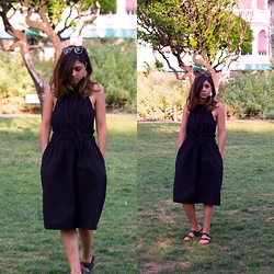 Liana . - Zara Dress - Resort Wear | Tomboychronicle.com