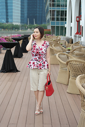 Prudence Yeo -  - How To Look Good In Culottes